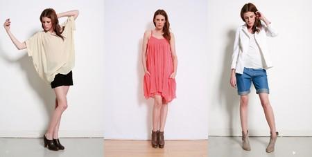 Les Fées de Bengale - collection printemps /été 2010