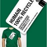 100% humain recyclé