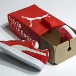 Puma - une nouvelle boîte à chaussures écolo