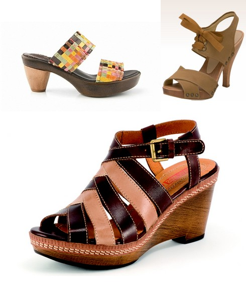 Chaussures à talons - été 2010