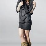 Robe à capuche vu par Ekyog - collection hiver 2011