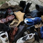 Toutes mes chaussures