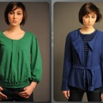 Sobosibio - Tee-shirts vert - Pull bleu