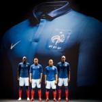 Les nouveaux maillots Nike de l'équipe de France de football sont fait de bouteilles en plastiques recyclées et de coton biologique