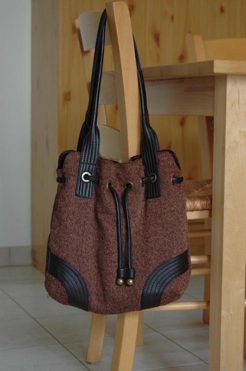 Mon sac de chez Emmaüs...