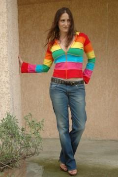Jeans en coton biologique Kuyichi