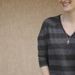 Tee-shirt Misericordia en coton bio et polyester